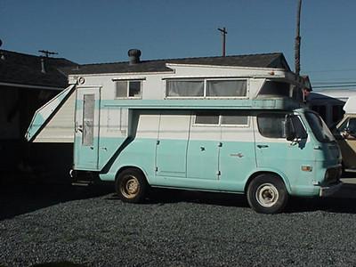 """Pahlwest's Chevy McNamee """"Kamp King"""" Van-A-Home"""