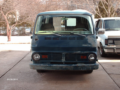 """RD`S Chevy """"Beater"""""""