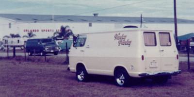 Orlando FL1-1-77 Van Show