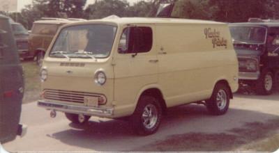St Pete FL 76 Van Show