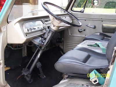 Carpet,armrest,seats, and seatbelts added after I got it.