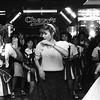 Dancing to Blues Brother song, is Tracy Elkins, Jennifer Grimaldi, Karen LeBlanc.