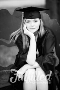 Cheyanne Stevens Cap and Gown Session (24)