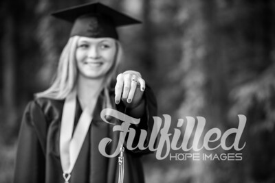 Cheyanne Stevens Cap and Gown Session (17)