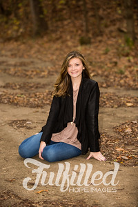 Cheyanne Stevens Fall Senior Session (24)