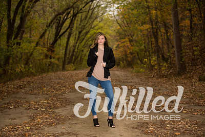 Cheyanne Stevens Fall Senior Session (14)