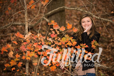 Cheyanne Stevens Fall Senior Session (5)