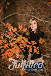 Cheyanne Stevens Fall Senior Session (2)