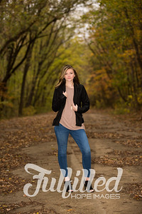 Cheyanne Stevens Fall Senior Session (13)