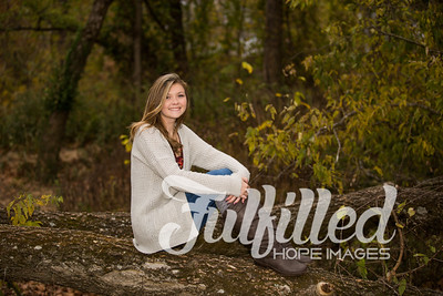 Cheyanne Stevens Fall Senior Session (37)