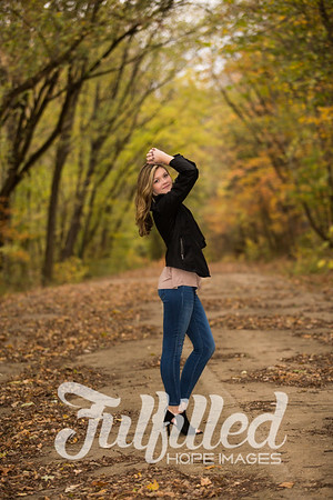 Cheyanne Stevens Fall Senior Session (6)