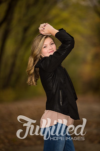 Cheyanne Stevens Fall Senior Session (11)
