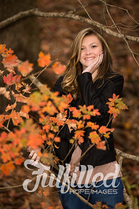 Cheyanne Stevens Fall Senior Session (1)