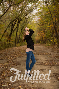 Cheyanne Stevens Fall Senior Session (7)