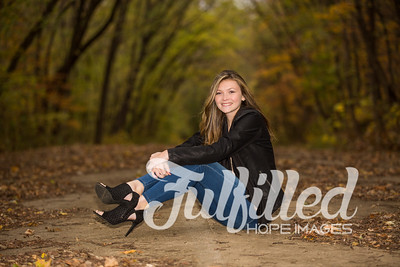Cheyanne Stevens Fall Senior Session (20)