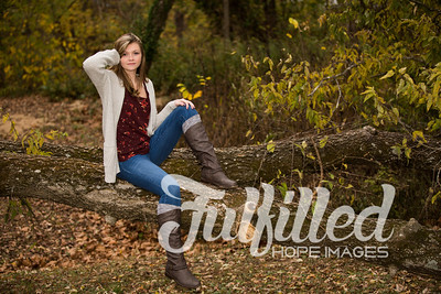 Cheyanne Stevens Fall Senior Session (47)