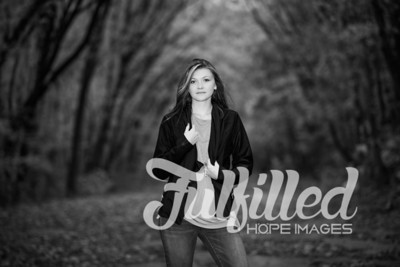 Cheyanne Stevens Fall Senior Session (16)