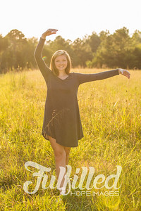 Cheyanne Stevens Summer Senior Session (4)