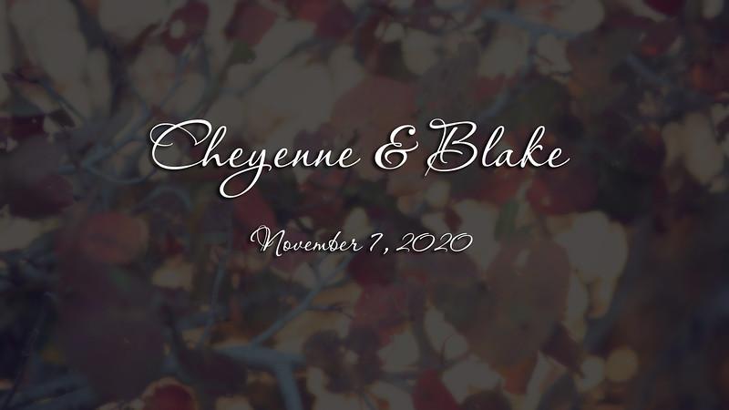 Cheyenne and Blake REEL_MP4