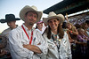The Event Staff was the Best We've met at Cheyenne Frontier Days - Photo by Pat Bonish