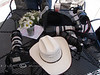 This is what you need to cover a Professional Rodeo - The $20,000 table - Cheyenne Frontier Days Rodeo