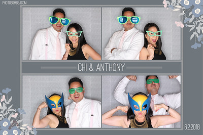 Chi & Anthony's Wedding