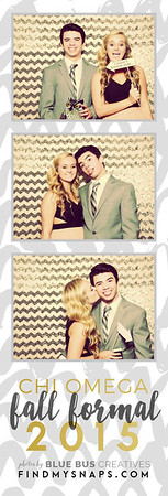 Chi Omega 2015 Fall Formal  Love this photo? Order prints, cards & more @ findmysnaps.com/Chi-O-15!  Looking for an awesome photo booth for your next event? Head to www.bluebuscreatives.com for more info!  Follow us @bluebuscreatives on Instagram