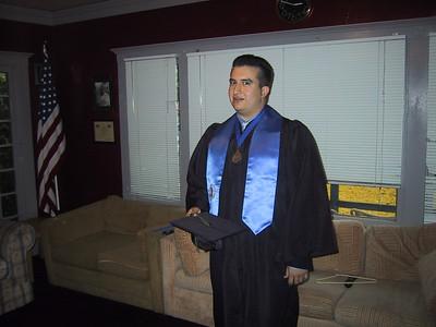 Fall 2006 Graduation
