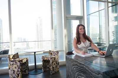Kamila Gornia Corporate Shoot