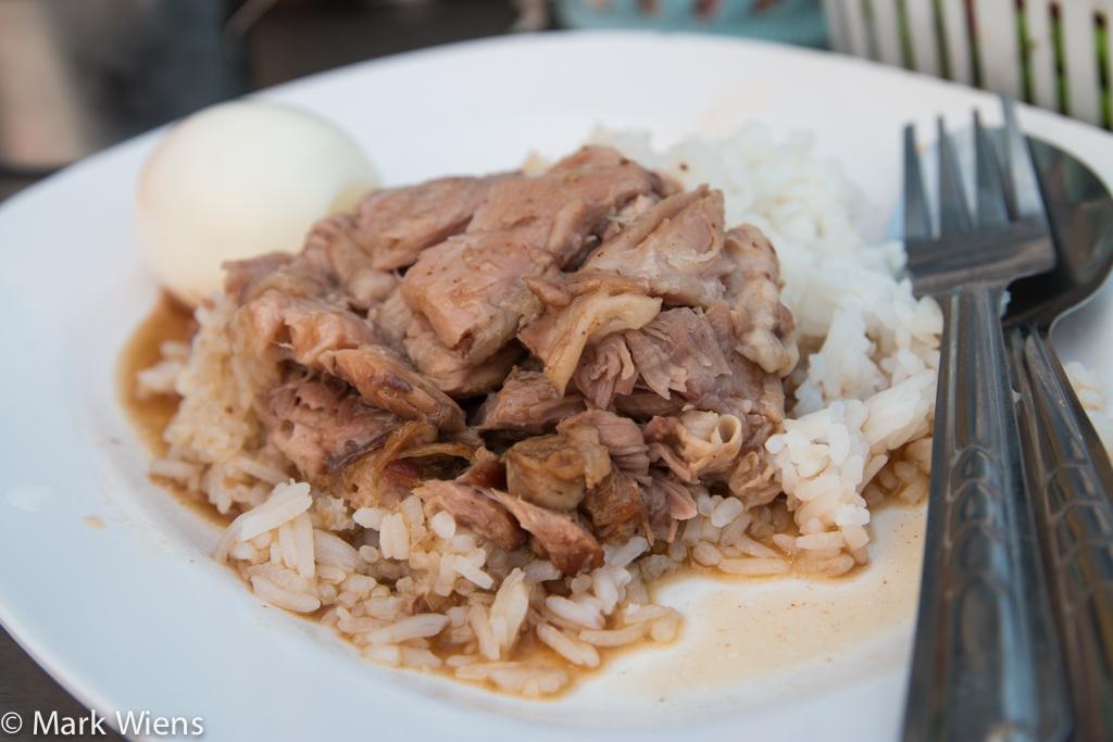 Khao kha moo (ข้าวขาหมู)