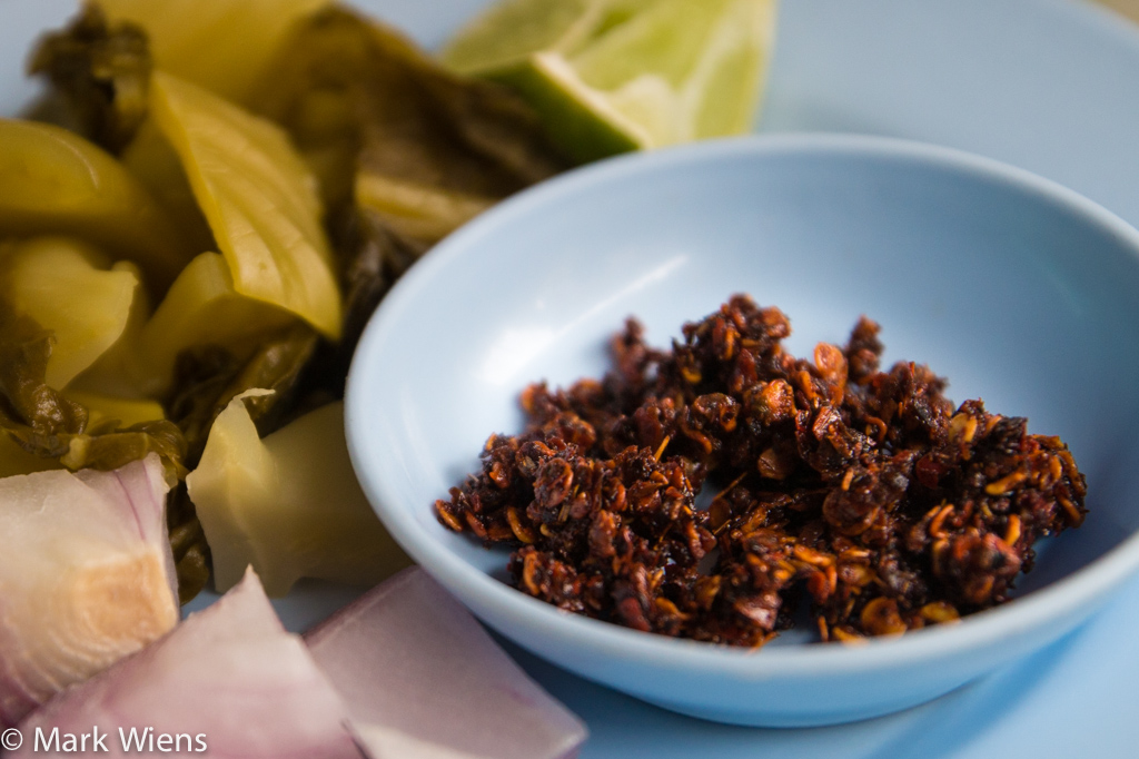 Turn up the heat with some roasted chili flakes