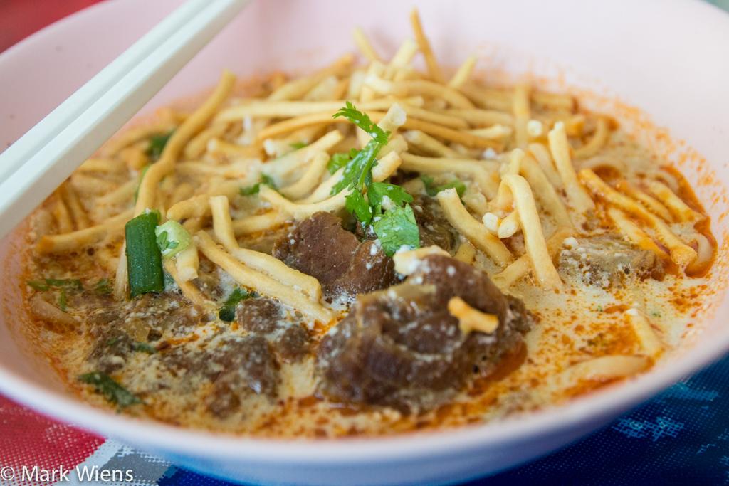 Khao soi neua (ข้าวซอยเนื้อ)