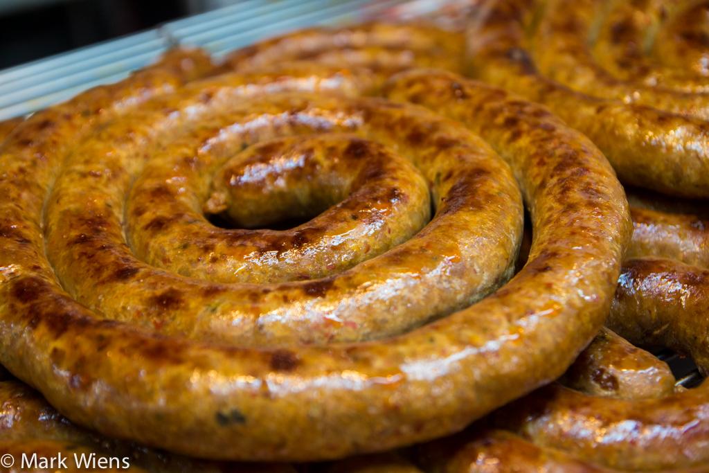 Thailand sausage
