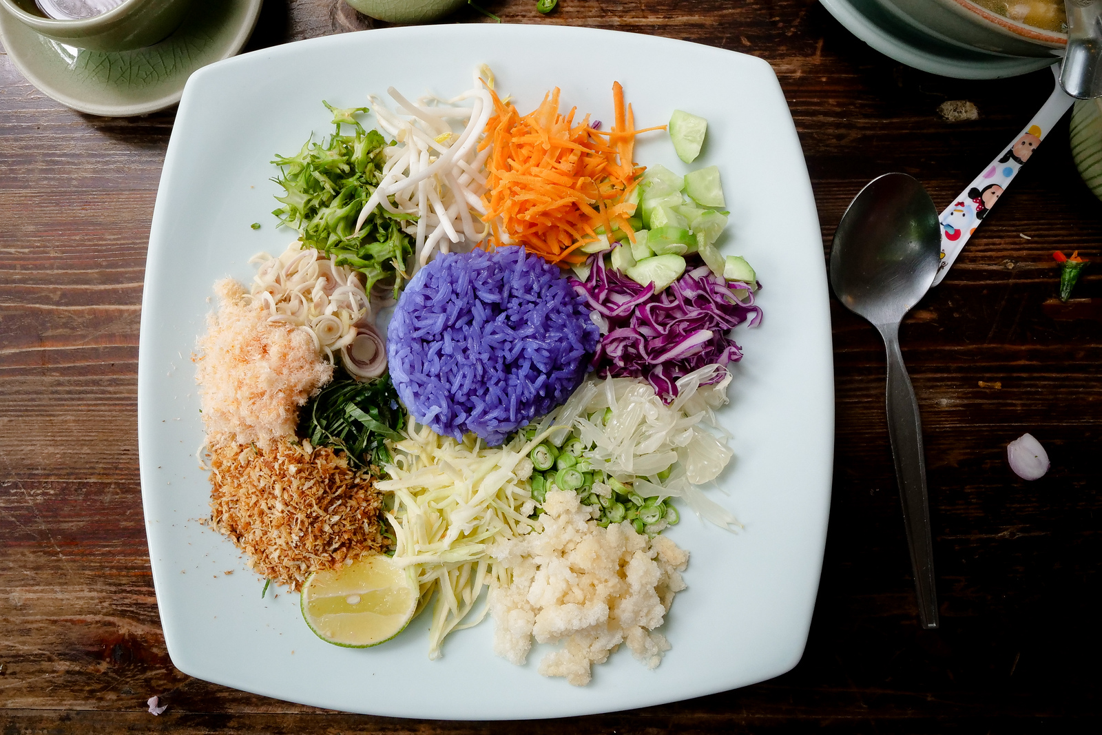 Khao Yam makes a great breakfast or lunch