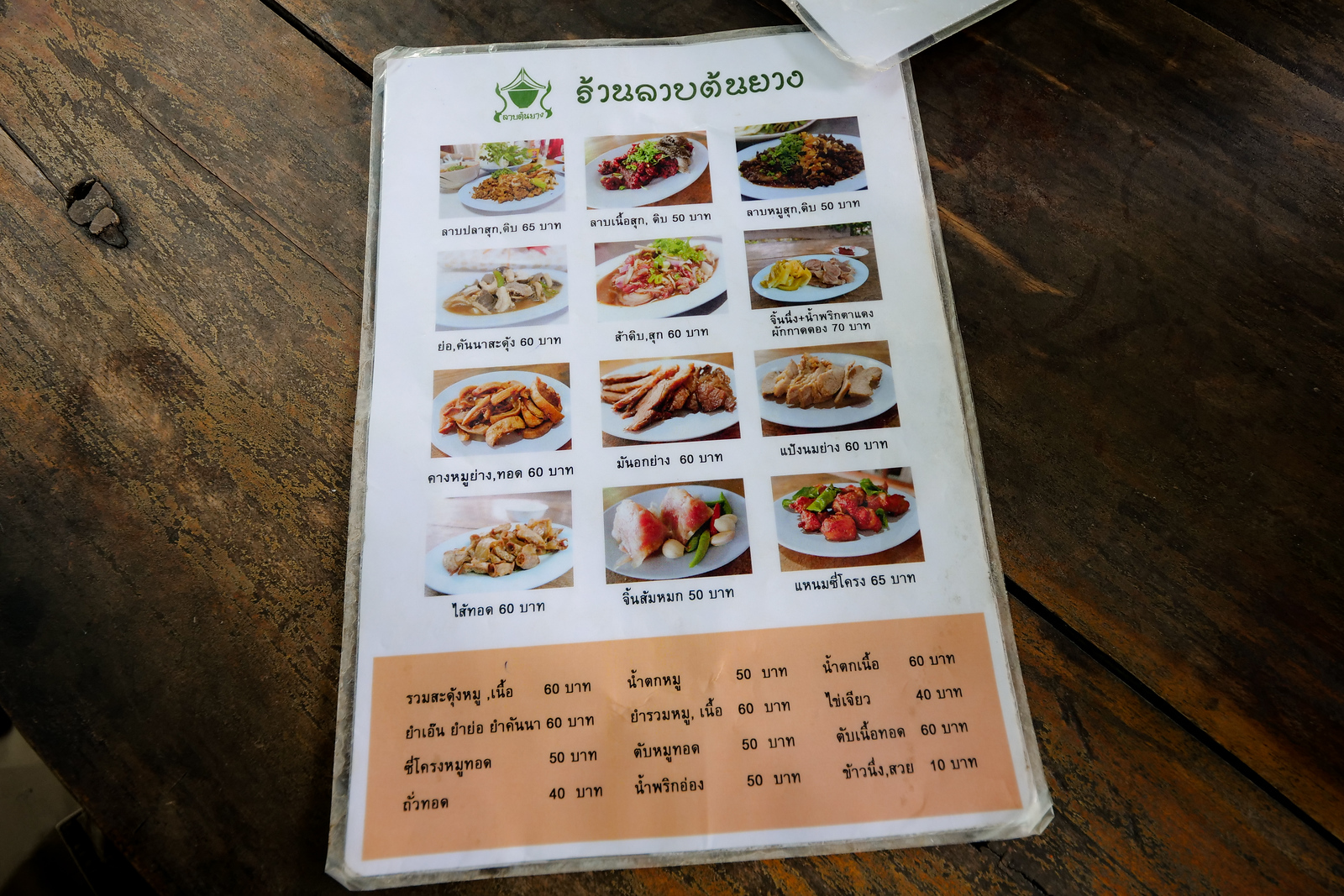 Chiang Mai restaurants