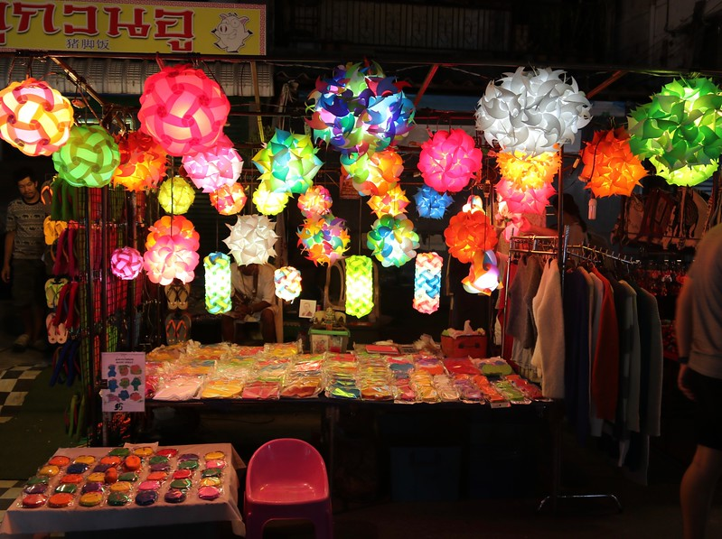 Silver street night market