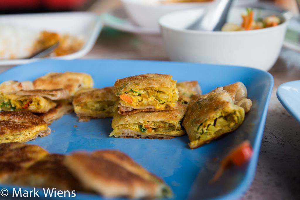 roti mataba gai (โรตีมะตะบะไก่)
