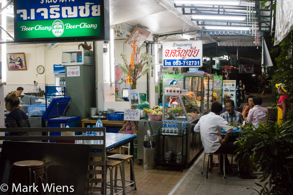where to eat in Chiang Rai