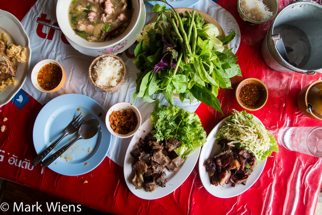 restaurants in Chiang Rai
