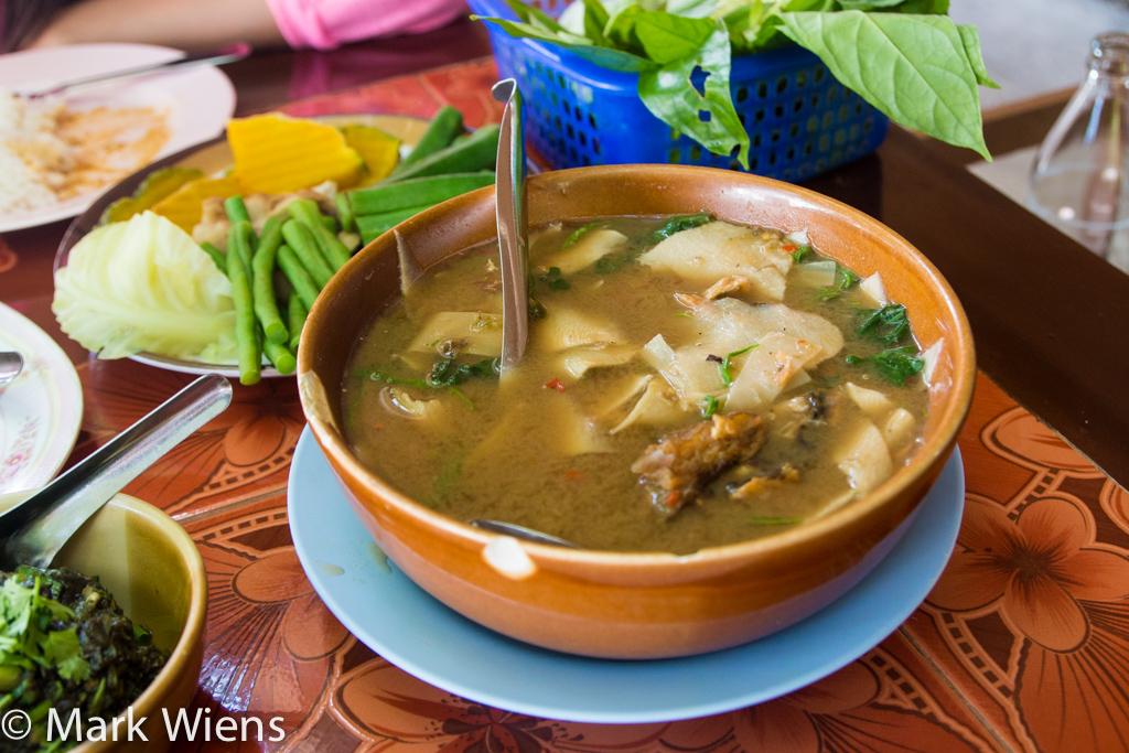 lu lam chiang rai 7 X2 Northern Thai Food at Lu Lam Restaurant (ร้านหลู้ลำ) in Chiang Rai