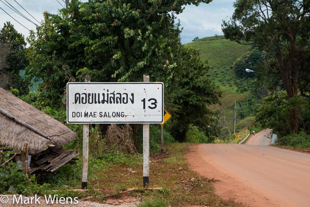 day trip to Doi Mae Salong (ดอยแม่สลอง)