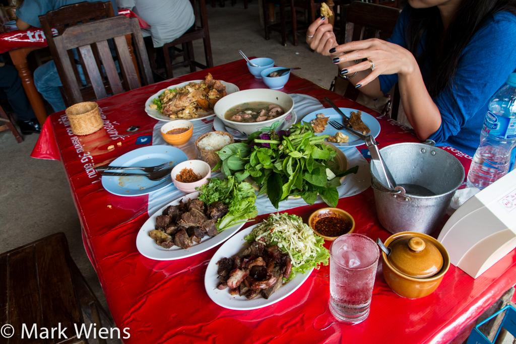 restaurants in Chiang Rai