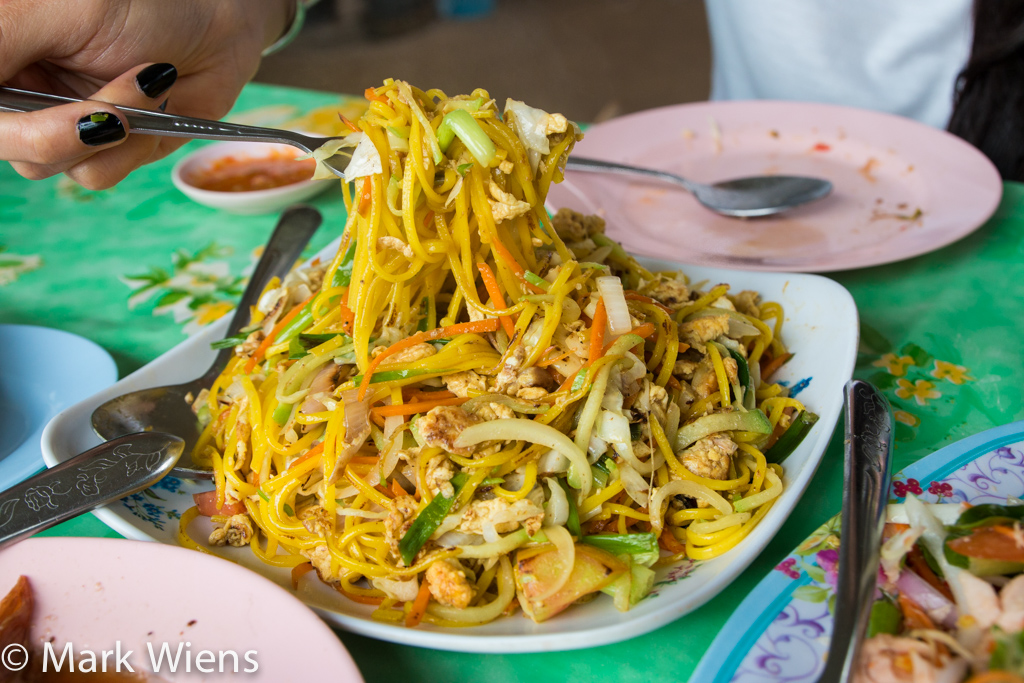 mae salong visit 30 X2 Yunnanese Restaurant in Mae Salong, Chiang Rai (ร้านอิ่มโภชนา)