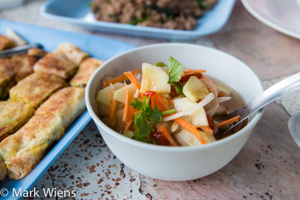 Muslim food in Chiang Rai