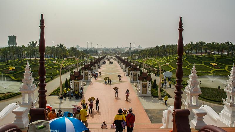 Royal Flora Ratchaphruck exhibition grounds