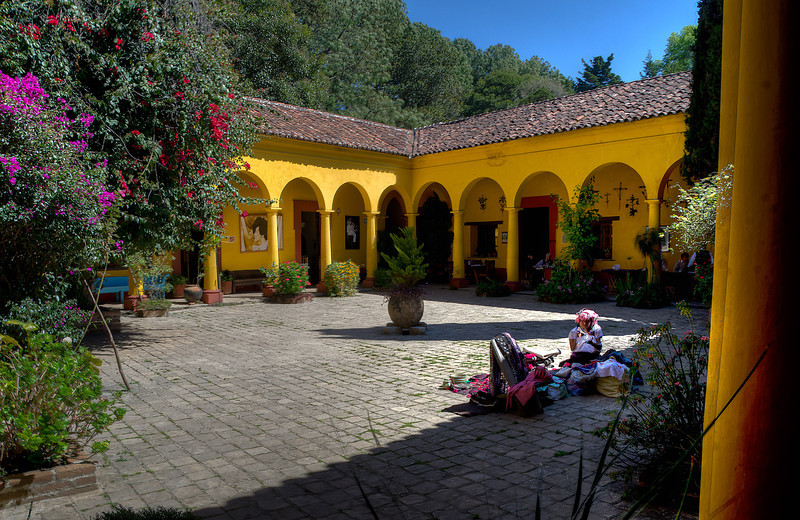 Na-Balom Museo - San Cristobal