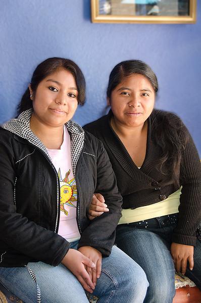 Senoritas al Lavadora - San Christobal