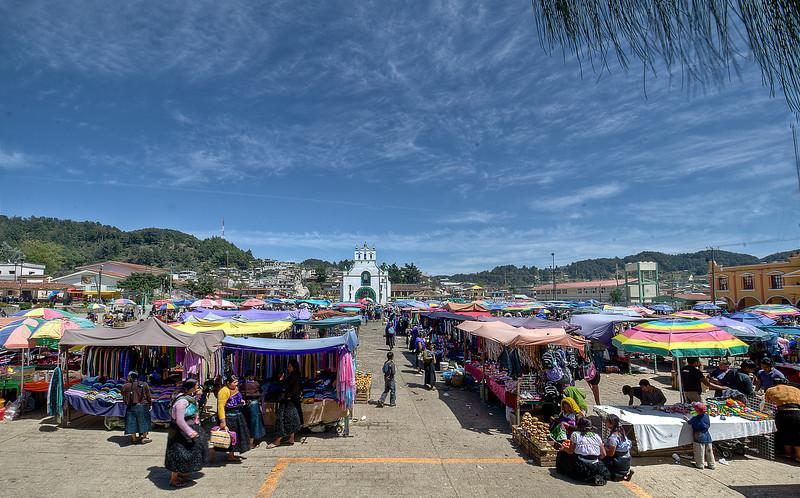 Chamula Mercado