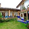 House we rented in San Cristobal