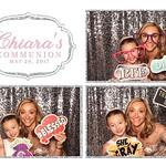 Chiara's Communion